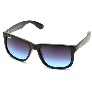 MTV Roadies Blue UV Protection Unisex Wayfarer Sunglass
