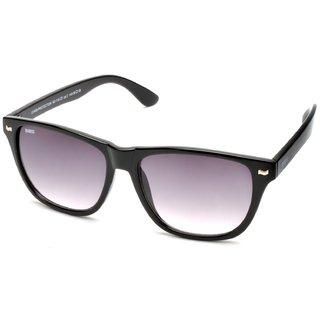 MTV Roadies Brown UV Protection Unisex Wayfarer Sunglass