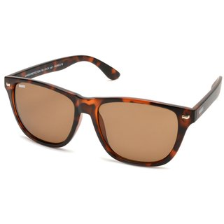 MTV Roadies Brown UV Protection Unisex Wayfarer Sunglass