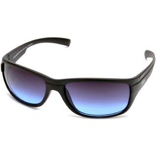 MTV Roadies Blue UV Protection Unisex Sports Sunglass