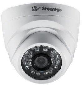 Secure Eye 1 MP 15 To 20 M Range Dome IR Camera S-D1MPIRG