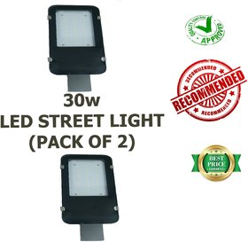 30W LED Street Light (Pack of 2)
