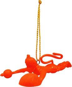 Flying Hanuman Ji Hanging for Car with Longer Thread