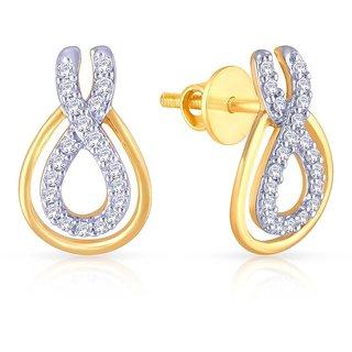 82255a8c6dee1 Buy Mine Diamond Earring E652003 Online   ₹22871 from ShopClues