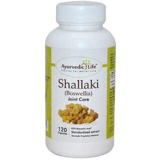 Ayurvedic Life Shallaki 120 capsules