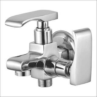 Kingsburry Zing 2 in1 Bib Cock With Wall Flange