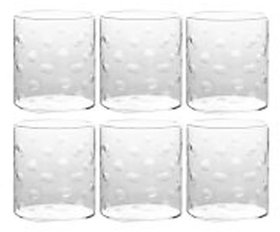 Skycandle Unbreakable Glass set pack of 6