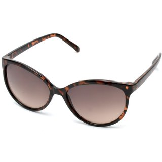 MTV Brown Cat-eye UV Protection Sunglases