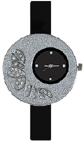 True Choice Super Fast Selling Black More Analog Watch For Girls