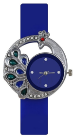 new brand fast selling blue more watch for girls.women