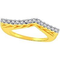 Sangini Diamond Ring KR310SI-JK18Y