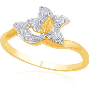 Sangini Diamond Ring PR16924SI-JK18Y