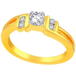 Me-Solitaire Diamond Ring FRN523SI-JK18Y