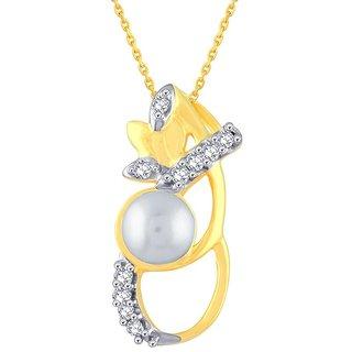Asmi Diamond Pendant OIP00027SI-JK18Y