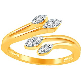 Asmi Diamond Ring GR410SI-JK18Y