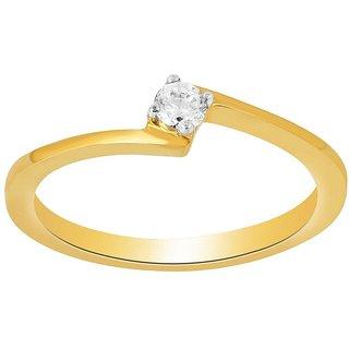 Me-Solitaire Diamond Ring AR341SI-JK18Y