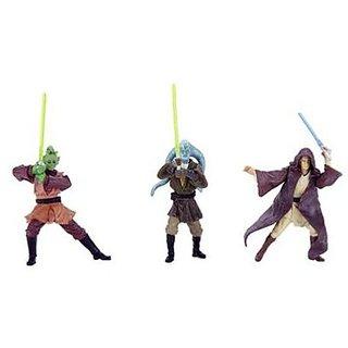 Star Wars Clone Wars Jedi Knight Army Set