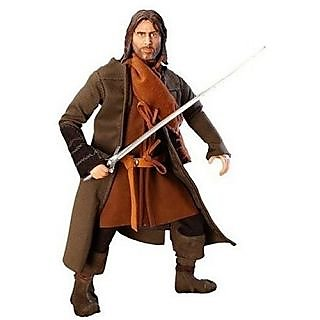 Return Of The King 12&Quot; Collectible: Aragorn
