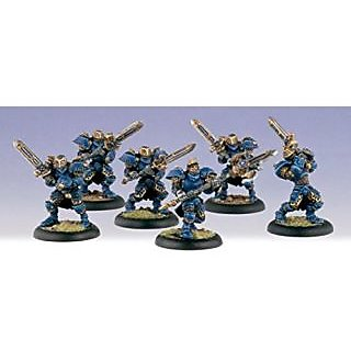 Cygnar Storm Blade Unit Box Warmachine