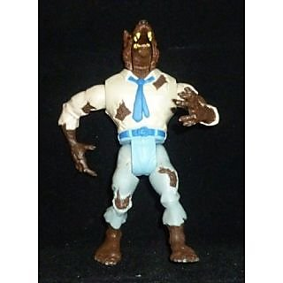 The Real Ghostbusters The Wolfman Monster