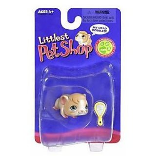 Littlest Pet Shop Single Pack Guinea Pig #288 With Mirror