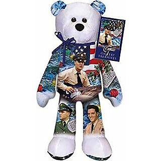 Elvis Presley G.I. Christmas Blues Bear # 011