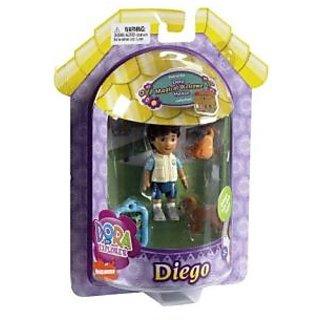 Dora Magical Welcome House Figure - Diego