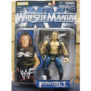 WWF Wrestle Mania XV Signature Series 3 Hunter Hearst-Helmsley By Jakks Pacific 1998