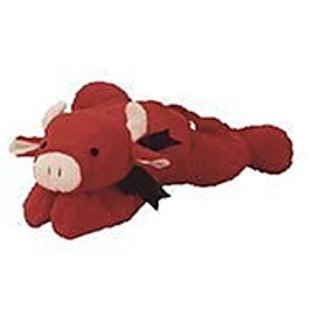 TY Pillow Pal - RED The Bull