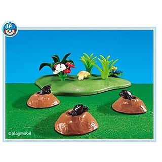 Playmobil 3 Moles