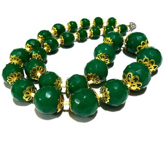 Beadworks Green Bracelet For Women