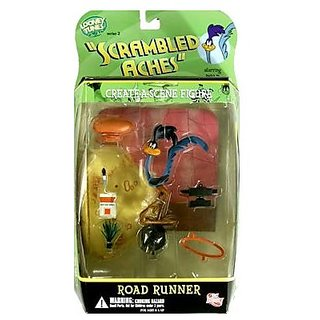 LOONEY TUNES GOLDEN COLLECTION: SERIES 2: SCRAMBLED ACHES: ROADRUNNER ACTION FIGURE