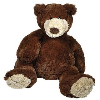 Mary Meyer Brownie Bear Family, Little Bit Bigger Brownie Bear, 16&Quot;