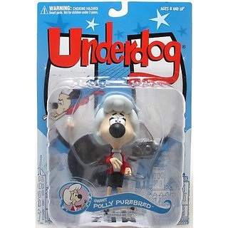 Underdog Series 1 Sweet Polly Purebred Action Figure