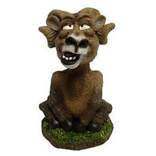 Mini Bobble Head Ram