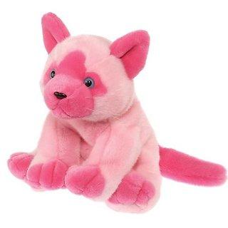 Plush Vibes Pink Cat Cuddlekin 12&Quot;