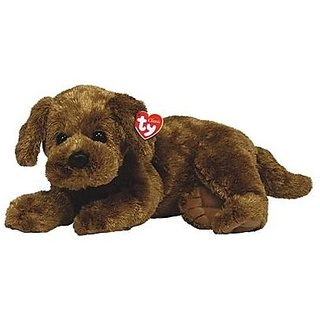 TY Toys Dobbs Brown Puppy