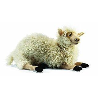 Hansa Mama Sheep Stuffed Plush Animal, Floppy