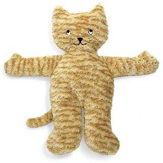 North American Bear Flapjack Tabby Plush Cat