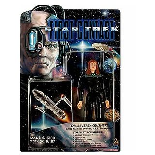 Dr. Crusher Action Figure