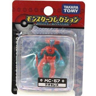 Takaratomy Deoxys (MC-57): Pokemon Monster Collection 2&Quot; Mini Figure