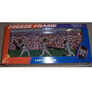 1997 Frank Thomas MLB Freeze Frame Starting Lineup Figure