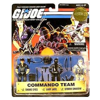 G.I. Joe 3.5&Quot; Commando Team [Toy]