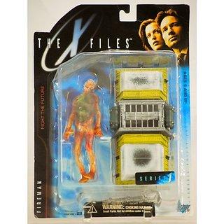 The X Files X-Files: Fireman