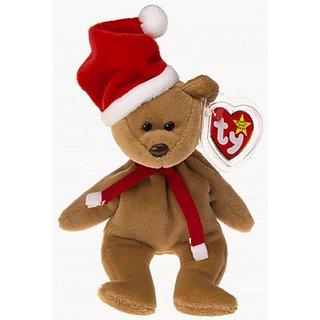 Ty Beanie Babies - 1997 Holiday Teddy Bear