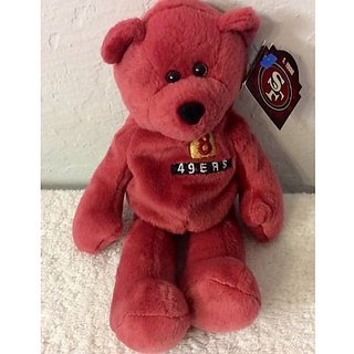 Steve Young Limited Treasures #8 49ers Bear