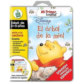 LeapFrog My First LeapPad Educational Book: El Ã&Iexcl;Rbol De La Miel (Poohs Honey Tree) Spanish Software