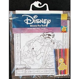 Winnie The Pooh Doodle Art Kit