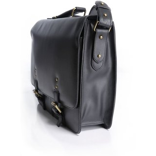 Craft Concepts X-Boss Black Business Messenger Bag