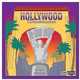 Reiner Knizia Hollywood Blockbuster